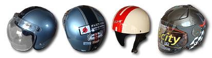 愛用のヘルメット